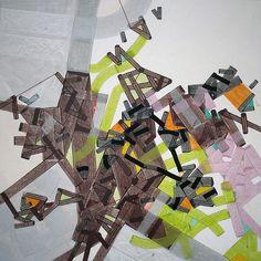 #abstractart #abstractpainting #abstractpainter #acrylicpainting #canvas #architecture #map #emotions #colors #colorful #lines #graphicart #interiordesign #art #artifvisuals #artoncanvas #artoninstagram #artgallery #artcurator #artcollector #cintemporaryart #contemporaryartist #contemporarypainting #buyart #artforsale #followforfollow #likeforfollow - http://ift.tt/1HQJd81