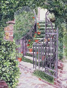 """Open Gate"" - Charleston"
