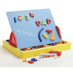 Magnetic Learning Case in Gift Book 2012 from Ginnys on shop.CatalogSpree.com, my personal digital mall.