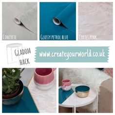 Here's a hack using our vinyl films, we ❤️ how using this vinyl means all your furniture can be coordinated or given a unique look! Gladom Ikea, Dc Fix, Ikea Furniture Hacks, Sticky Back Plastic, Cheap Vinyl, Kitchen Doors, All Craft, Updated Kitchen, Adhesive Vinyl