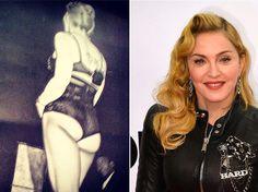 Weniger ist mehr! Das dachte sich jetzt wohl auch Madonna bei ihrem Bühnen-Outfit. Am 14. Februar 2013 postete die Sängerin auf Instagram