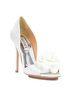 Womens Badgley Mischka Women's Blossom d'Orsay Pump Factory Price Size 39