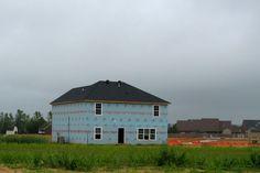 New home in progress