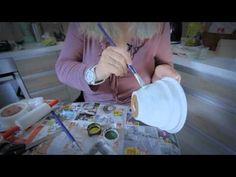 Inspiracije i trendovi Decoupage - YouTube