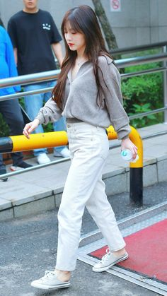 Chocolate on in 2020 Singer Fashion, Fashion Idol, Fashion 2020, Girl Fashion, Style Fashion, Kpop Fashion Outfits, Korean Outfits, Irene Red Velvet, Fashion Corner