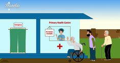 Rural Primary Health Centres in the rural hinterland of our country lie waiting for a doctor. The building is there, medicines are there, beds are there and attendant medical equipment. The absence of a doctor.....