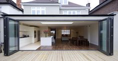 side return extension mono pitched roof - Google Search