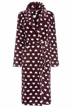 Buy Supersoft Heart Robe from the Next UK online shop