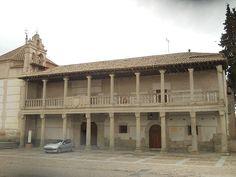 Avila Madrigal de las Altas Torres Hospital de la Purisima Concepcion
