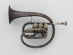 Soprano Helicon in B-flat (Italy, mid 19th c.)