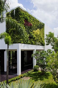 connected to nature . Architecture in Vietnam by mm++ architects