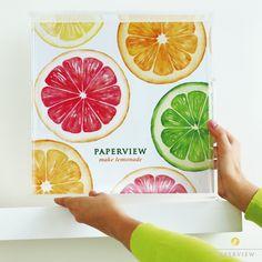 Já pensou em usar a Cristal Tray como quadro? Vai ficar linda na decoração da sua casa! #cristaltray #bandeja #personalizada #paperview_papelaria #decor www.paperview.com.br