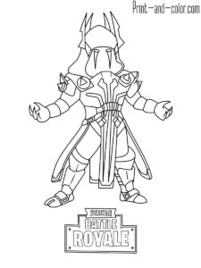 Fortnite Coloring Pages Marshmallow Fortnite Generator