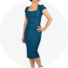 Stop Staring Dresses at Revival Retro a stunning selection of seasonal styles an popular favourites. This smart casual dress will easily take you from day to night. Take a look at our shoes and accessories for inspiration.