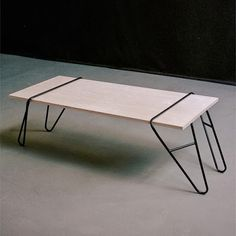 Leviathan Table by Michael Bernard