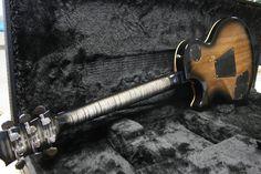 Nik Huber Guitars Orca Floyd Rose 2013 Charcoal