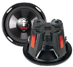 "2) New BOSS AUDIO P126DVC 12"" 4600W Car Power Subwoofers PAIR Subs DVC 4 Ohm  #Boss"