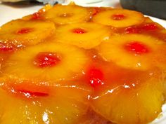 It's about that time to share my recipe for my infamous Pineapple Upside Down Cake. Originally  I could not find any recipes that impressed me, and honey I searched high and low. Some cakes w…