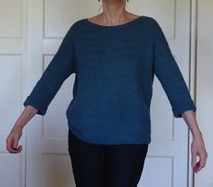 Ravelry: Project Gallery for Moss Stitch Sweater pattern by Debbie Bliss