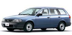 日産:ADバン   1.8 GX 4WD。ボディカラー:ソードメタル