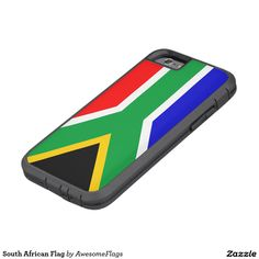 South African Flag Tough Xtreme iPhone 6 Case