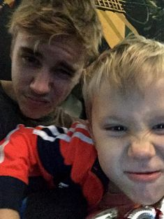 Aww Justin And Jaxon