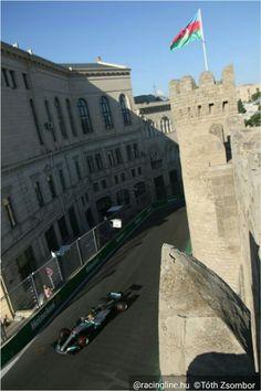 Bakuban már másodjára járt Zsombor kollégánk! Képgalériánk megtekintéséhez klikk a Megnyitás gombra!