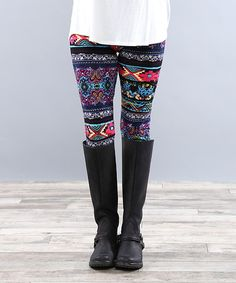 Monetti Leggings by Coco and Main #zulily #zulilyfinds