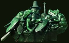 Spirit of Haida Gwaii (Jade) Vancouver International Airport - Bill Reid Foundation