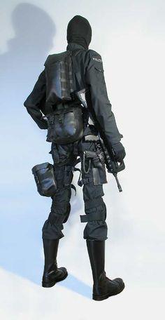 Polizei 2 back by ~silverman on deviantART