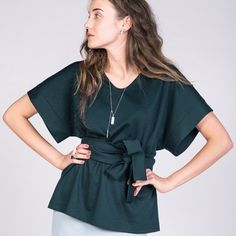 Named Clothing - Sointu Kimono Tee