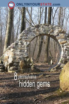 Discover lesser known parks, gardens, museums, restaurants, and more. Vacation Places, Vacation Destinations, Vacation Trips, Vacation Spots, Places To Travel, Vacations, Day Trips In Pa, Weekend Trips, Hiking Places