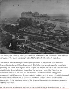 Scotland Uk, Historical Images, Stirling, Pictures, Photos, Star Ring, Grimm