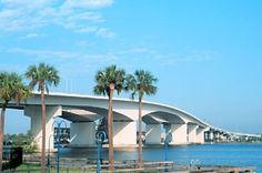 Acosta Bridge over the St. Johns River in Jacksonville, Florida