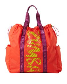 My Zumba bag that I'm addicted too!!! It fits EVERYTHING! LOVE IT!