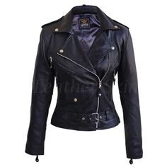 Leather Skin Shop is the only online store that offers Real Genuine Leather Jackets for Women of all ages. Pick your favorite color be it, Red, Yellow, White or other and on your style game! Leather Skin, Biker Leather, Leather Blazer, Leather Outfits, Purple Leather Jacket, Black Biker Jacket, Biker Jacket Outfit, Designer Leather Jackets, Faux Leather Jackets