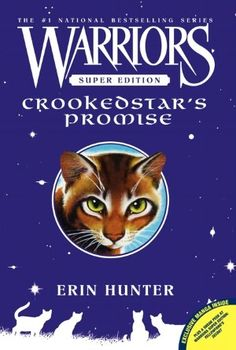Crookedstar's Promise (Warriors Super Edition Series)  by Erin Hunter