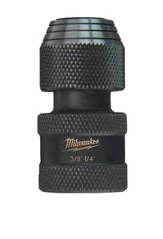 Milwaukee 48-03-4405 Shockwave 3/8-Inch Square by 1/4-Inch Hex Adapter #DIY