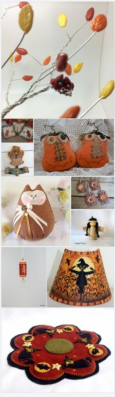 Cant wait for Fall by Michelle Boswell on Etsy