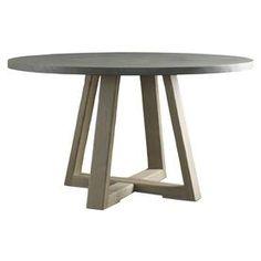 Saison Round Dining Table