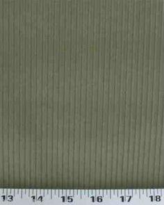 Corduroy-like-vertical-striped-sage-green-upholstery-velvet-Microfibres-fabric