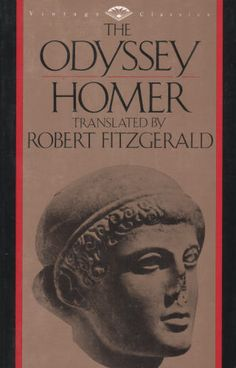 The Odyssey by Homer. Fitzgerald translation.