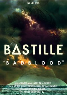 bastille bad blood cd cover