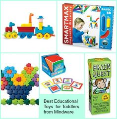 Best Educational Toys for Toddlers from Mindware