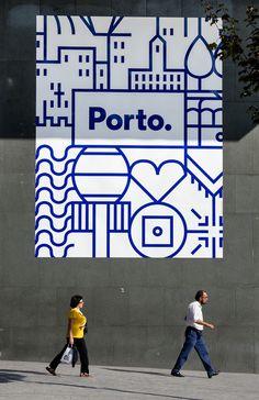 Logo Porto par White Studio - Clikclk.Fr