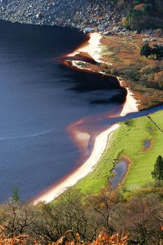 Guinness Lake, County Wicklow - Ireland travel inspiration!