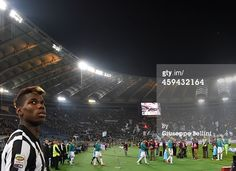 Paul Pogba of Juventus FC before the Serie A...