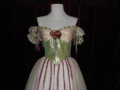 Dress ballerinas wore in The Phantom of the Opera