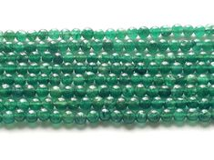 Green Aventurine Round Beads Aventurine Beads by gemsforjewels