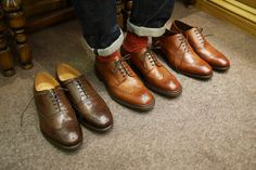 Loake Shoe Fitting Service Review, London